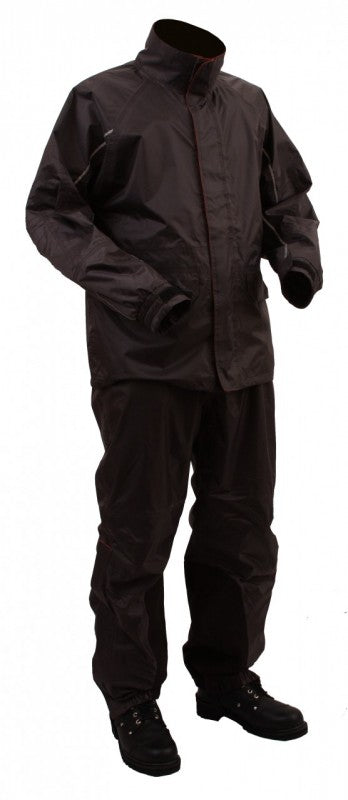 High end unisex rain suit - pant and jacket - HighwayLeather