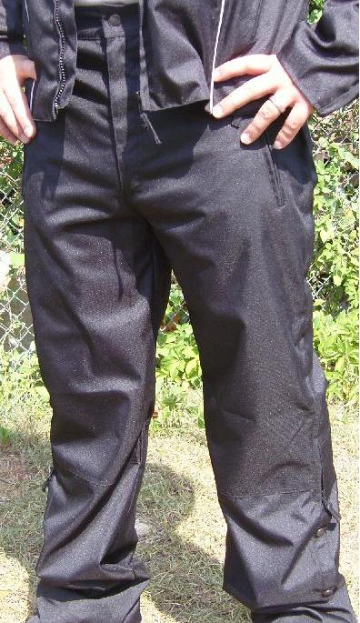 Textile OverPant - Overtrousers - highwayleather