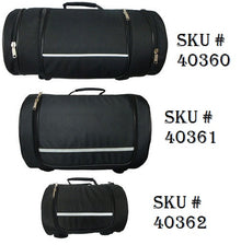Drum Duffle Roll Bag - HighwayLeather