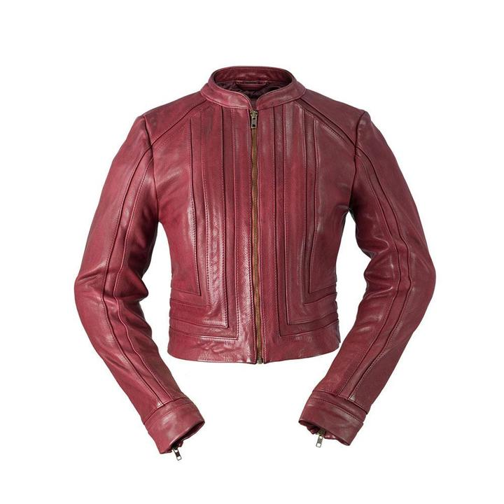 PIXIE - WOMEN'S LEATHER JACKET - HighwayLeather