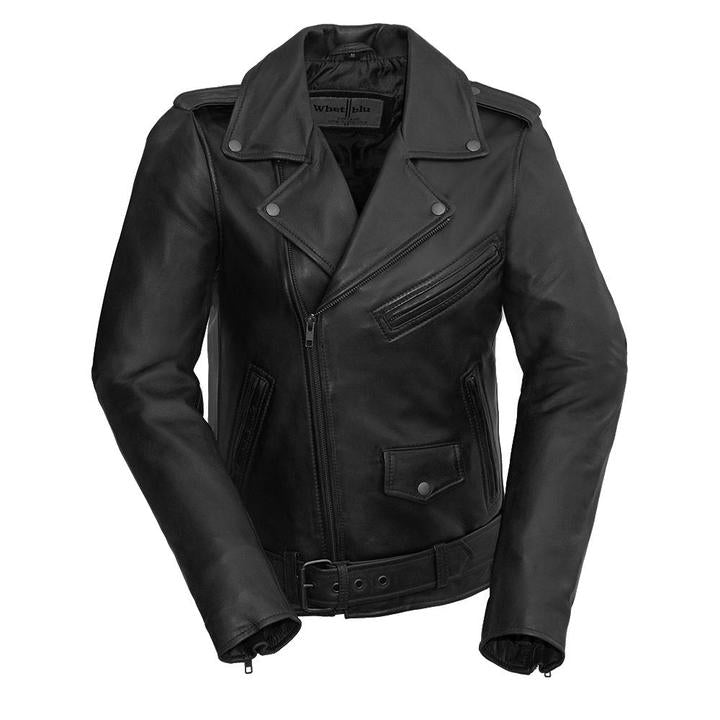 REBEL - WOMEN'S LEATHER JACKET - HighwayLeather