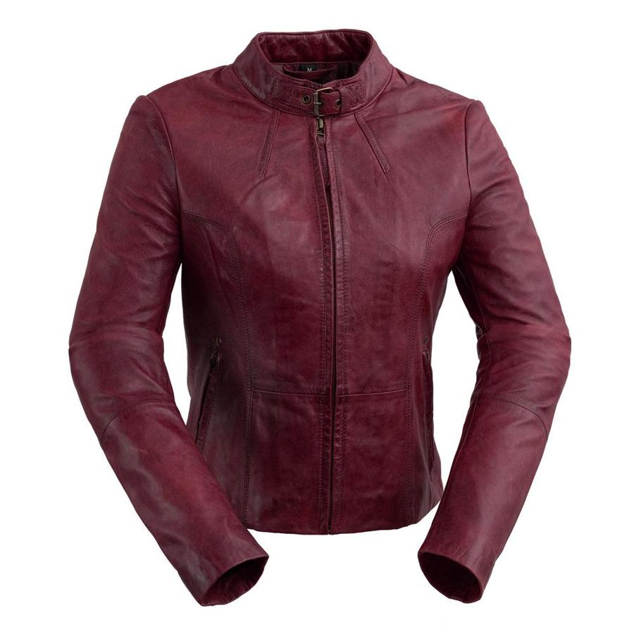 REXIE - WOMEN'S LEATHER JACKET - HighwayLeather