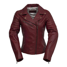 PRINCESS - WOMEN'S LEATHER JACKET - HighwayLeather