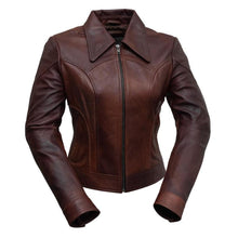 CHARLOTTE - WOMEN'S LEATHER JACKET - HighwayLeather