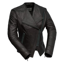 TRISH - WOMEN'S LEATHER JACKET - HighwayLeather
