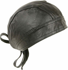 HIGHWAY LEATHER Head Wrap, Skull Cap, Biker Cap, Du-Rag Motorcycle SKU # HL80267 - HighwayLeather
