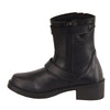 Kids Classic Engineer Style Biker Boot - HighwayLeather