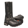 Men's 11 Inch Classic Harness Square Toe Boot - HighwayLeather