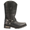Men's 11 Inch Western Style Harness Boot - HighwayLeather