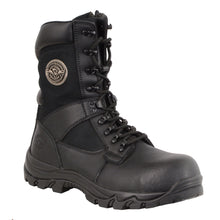 Men's Leather Tactical Boot w/ Composite Toe - highwayleather