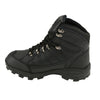 BAZALT-MBM9128-Men's Black Water & Frost Proof Leather Boots-BLK-7 - HighwayLeather