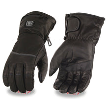 Men's Waterproof Heated Gantlet Glove w/ I-Touch - HighwayLeather