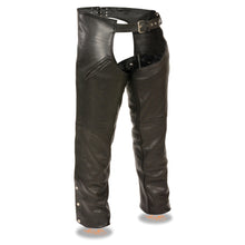 Men's Slash Pocket Chap w/ Thermal Liner - highwayleather