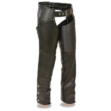 Women's Classic hip Chap - HighwayLeather