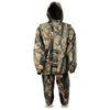 Men's Jungle Camouflage Rain Suit High Performance Features - HighwayLeather