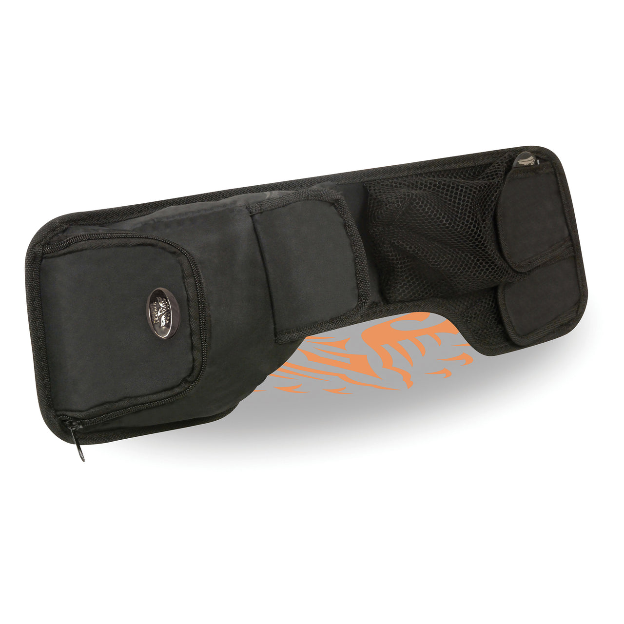 Textile Saddle Bag Organizer Kit (30X6.5) - HighwayLeather