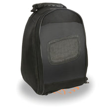 Large Textile Magnetic Tank Bag w/ Carry Handle - HighwayLeather