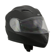 Milwaukee Performance DOT Approved Modular Full Face Racing Helmet w/ Sun Visor - HighwayLeather