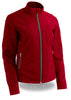 Women Waterproof Lightweight Zipper Front Soft Shell Jacket - HighwayLeather