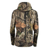 Women Zipper Front Mossy Oak® Camouflage Hoodie - HighwayLeather