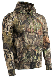 Men's Pull Over Mossy Oak® Camouflage Hoodie - HighwayLeather