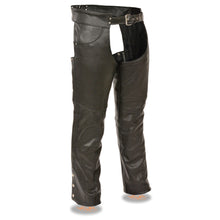Men's Tall Classic Chap w/ Jean Pockets - HighwayLeather