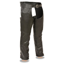 Men's Classic Chap w/ Jean Pockets - highwayleather