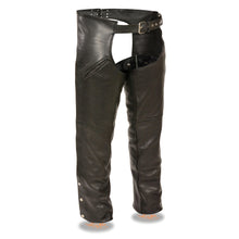 Men's Slash Pocket Chap w/ Snap Out Liner - highwayleather