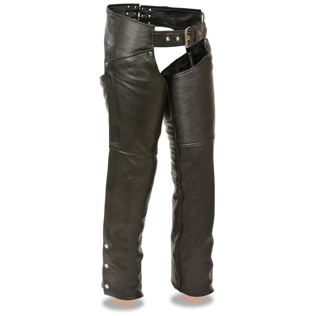 Men's Classic Hip Pocket Chap - HighwayLeather