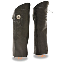 Unisex Short Chaps - HighwayLeather