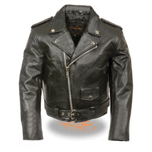 Toddlers Traditional Style Motorcycle Jacket - HighwayLeather