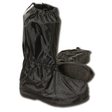 Men's Full Coverage Rain Boot Cover w/ Hard Walking Sole - HighwayLeather