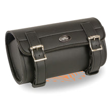 Large Two Buckle  PVC Tool Bag w/ Quick Release(10X4.5X3.25) - highwayleather