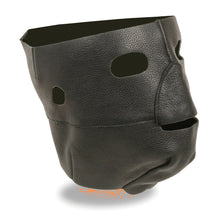 Unisex Full Coverage Face Mask w/ Velcro Strap - HighwayLeather