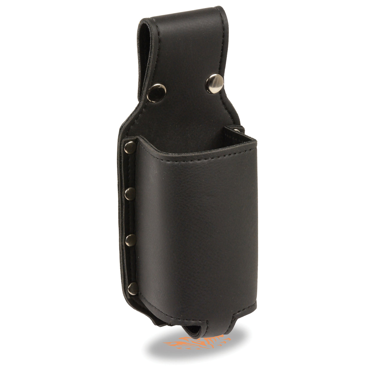 Handle Bar Snap-Over Water Bottle Holder (12x4) - HighwayLeather