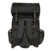 Medium Textile Two Piece Touring Sissy Bar Bag (14X15X7) - HighwayLeather
