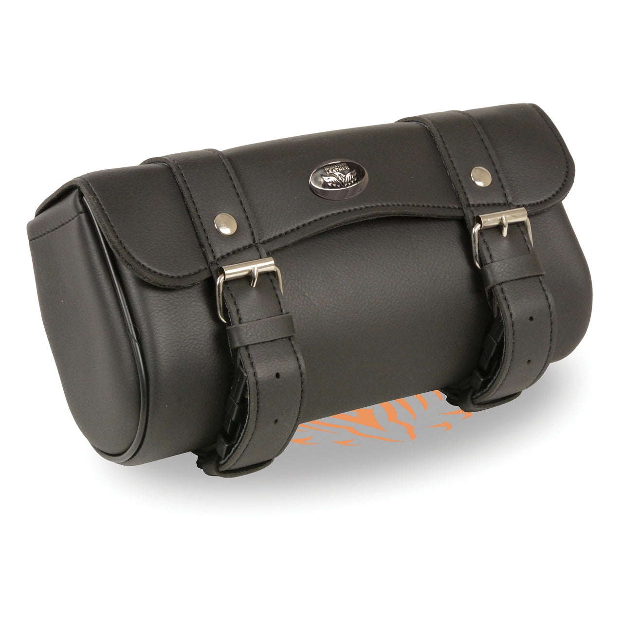 Large Double Strap PVC Tool Bag w/ Quick Release (12X4.5X3.5) - HighwayLeather