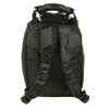 Medium Nylon Magnetic Tank Bag w/ Double Access Zippers (8X5X11) - HighwayLeather