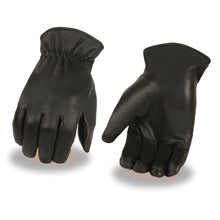 Men's Leather Thermal Lined Gloves w/ Cinch Wrist - HighwayLeather