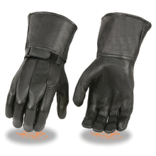Men's Deerskin Thermal Lined Gauntlet Gloves - HighwayLeather