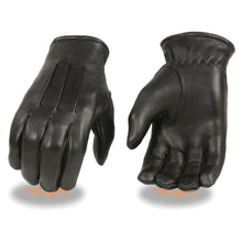 Men's Welted Deerskin Thermal Lined Gloves - HighwayLeather
