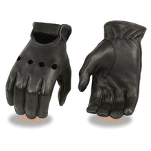 Men's Deerskin Unlined Classic Driving Gloves - HighwayLeather