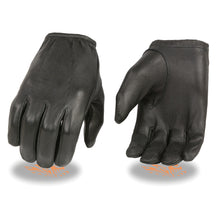Men's Short Wristed Deerskin Unlined Gloves - HighwayLeather
