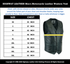 Men's Classic Snap Front with Ammo pockets Biker Vest