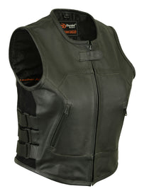 SWAT Bulletproof Style Vest for Women - HighwayLeather