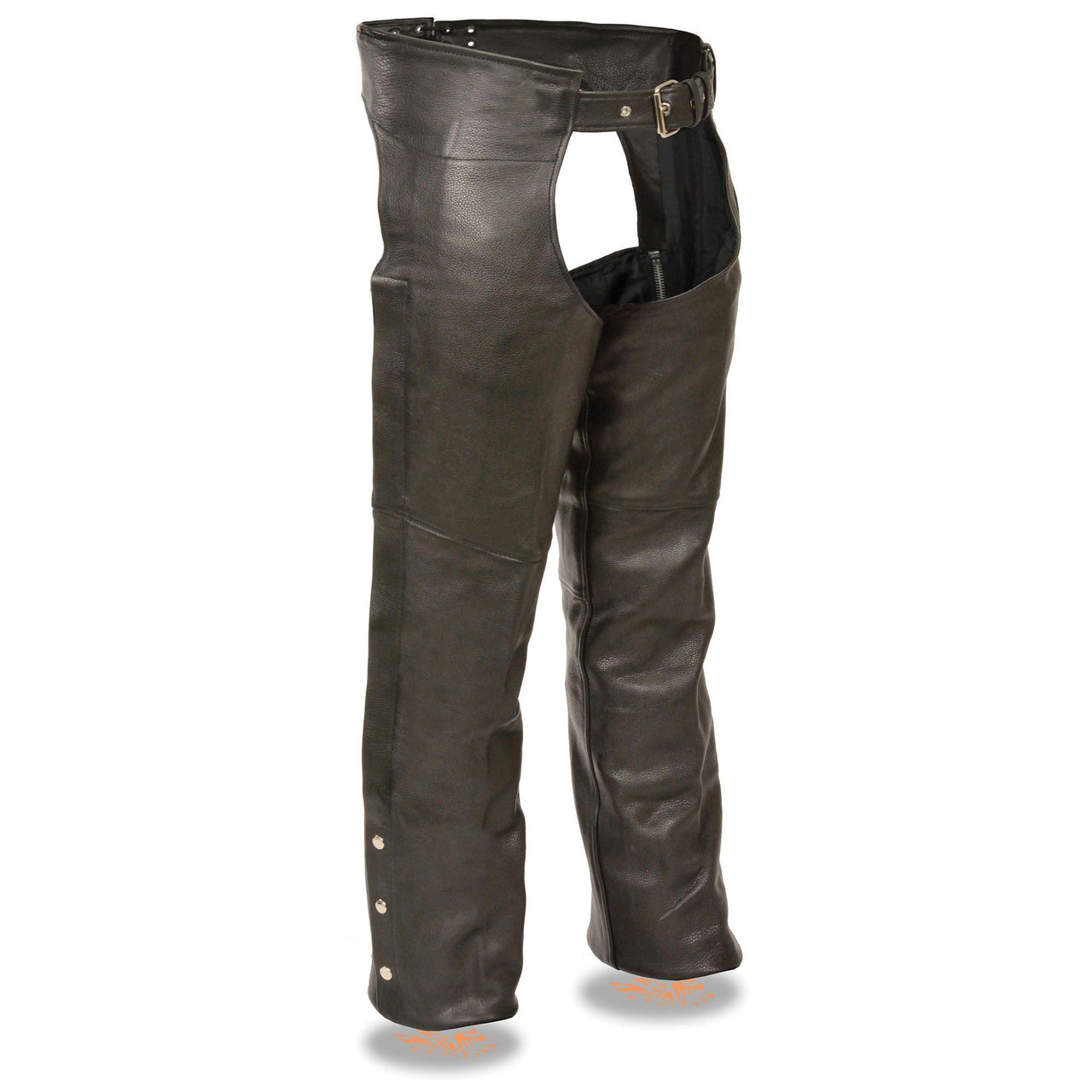 Men's Fully Lined Classic Chap - HighwayLeather