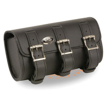Triple Buckle  PVC Tool Bag w/ Quick Release(10X4.5X3.25) - HighwayLeather