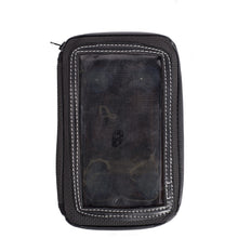 Motorcycle Magnetic Cell Phone & GPS Holder Tank Bag - highwayleather
