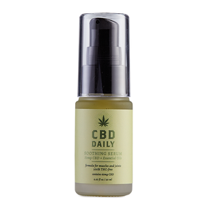 CBD Smoothing Serum