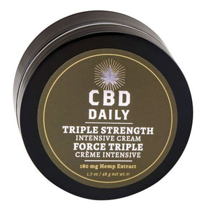 CBD Intensive Cream - Triple Strength